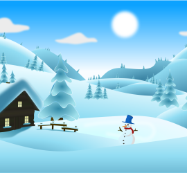 cyberscooty-winter-landscape